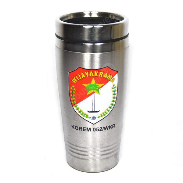 Mug Stainless Ulir CO-317