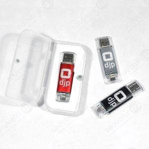 USB OTG Aluminium OTGMT01