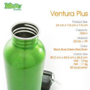 Ventura Plus Stainless Bottle
