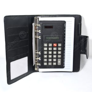Agenda Organizer with Calculator