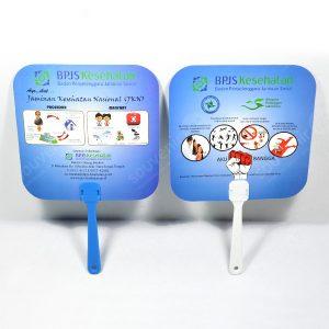 Kipas PVC / PP Bentuk Custom