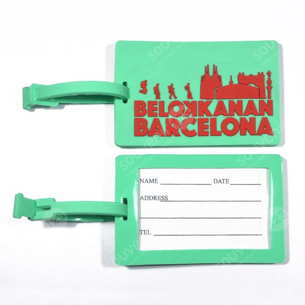 Luggage Tag Karet