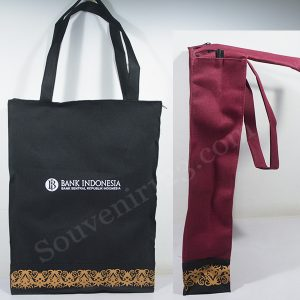 Goodie Bag D300 + Lapisan Dalam + Resleting