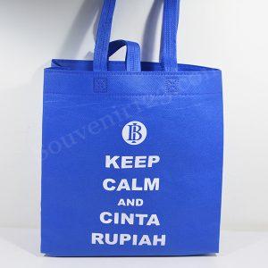 Goodie Bag Kantung Belanja Lipat Press