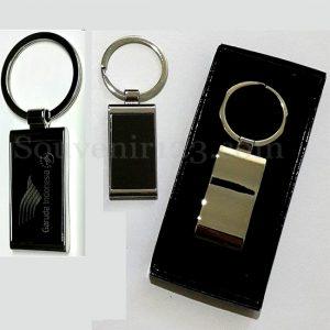 Gantungan Kunci Stainless Persegi JB-10035