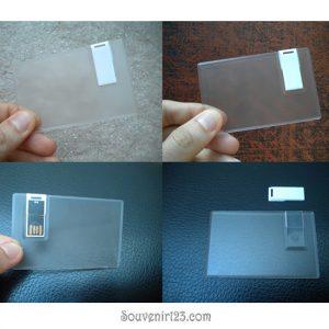 USB Kartu Transparan FDCD11