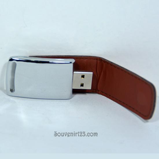 USB Kulit Magnet FDLT21 (tersedia USB 2.0 dan USB 3.0)