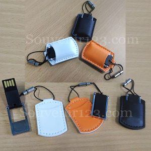 USB Leather Pouch FDLT28