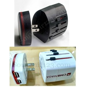 Universal Travel Adapter UAR04