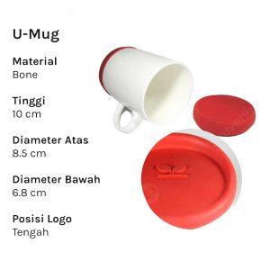 Mug U (Spring)