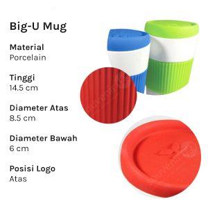 Mug Big U (U-Spring)