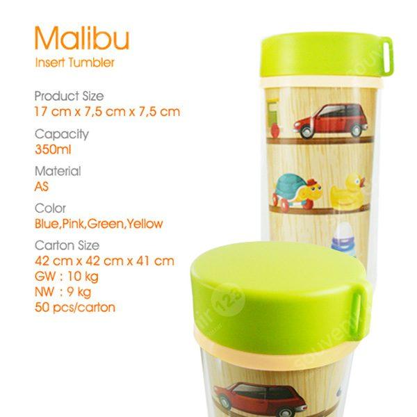 Malibu Insert Paper