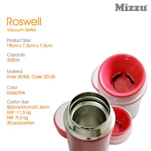 Roswell Vacuum Flask 320ml