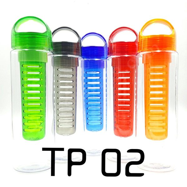 Botol Plastik Infused TP02