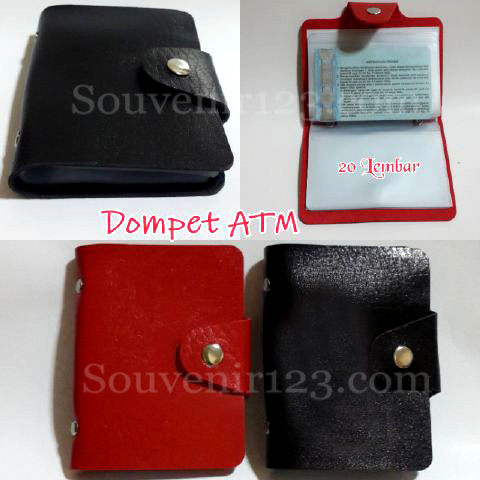 Dompet ATM Box PVC