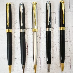 Pulpen Metal Model Parker Sonnet