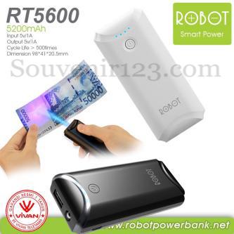 Powerbank ROBOT Garansi Resmi Aneka Model