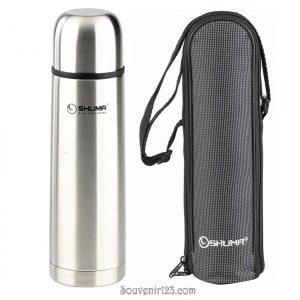 Shuma S/S Vacuum Flask 0.35L Plain SHP0350