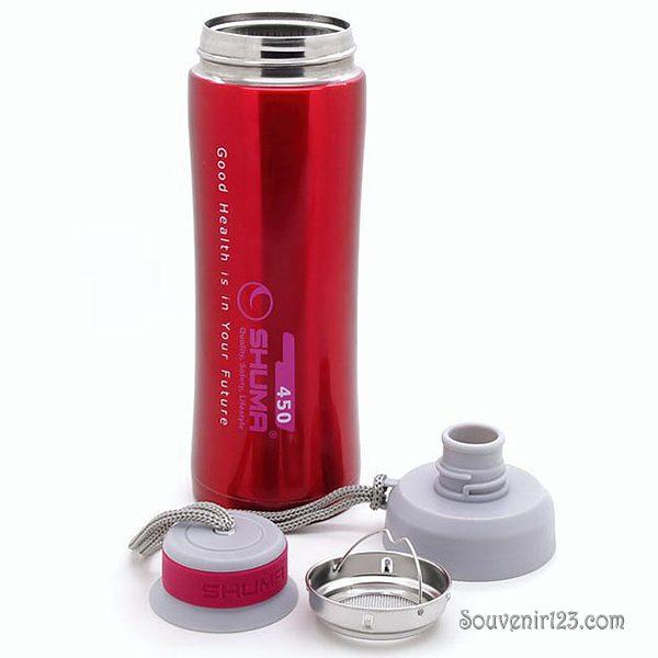Shuma S/S Vacuum Sport Bottle HD 0.38ml SSP0380HD
