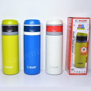 Shuma S/S Vacuum Sport Bottle Hydro D 400ml SSP400HDD
