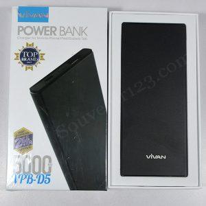 Powerbank Vivan Garansi Resmi Aneka Model