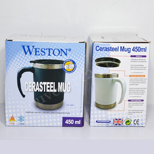 Weston Cerasteel Mug 450 ml W1C-450