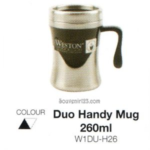 Weston Duo Handy Mug 260ml W1DU-H26