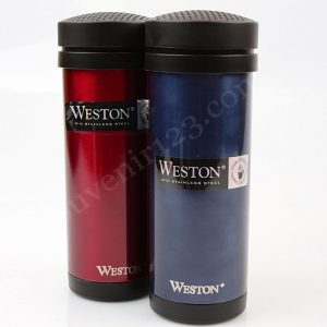 Weston Ergo Thermo Pot Metalic Colour 350ml W1E-350