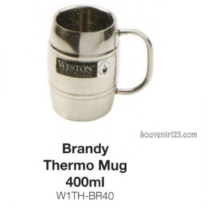 Weston Brandy Thermo Mug 400ml W1TH-BR40