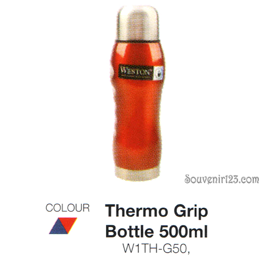 Weston Thermo Grip Bottle 500ml W1TH-G50