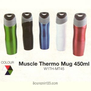 Weston Muscle Thermo Mug 450ml W1TH-MT45