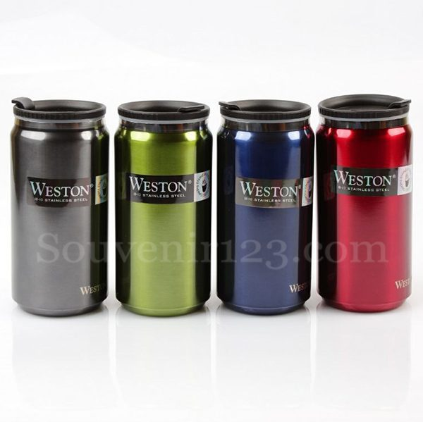 Weston Soda Thermos Can W1TH-ST33