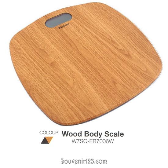 Weston Wood Body Scale W7SC-EB7006W