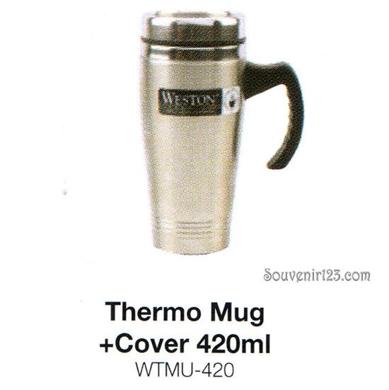 Weston Thermo Mug + Cover 520ml WTMU-420