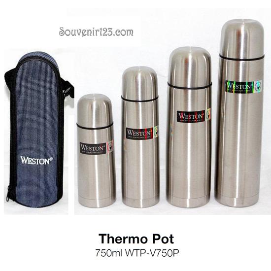 Weston Thermo Pot 750ml WTP-V750P