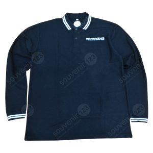 Kaos Polo Lengan Panjang