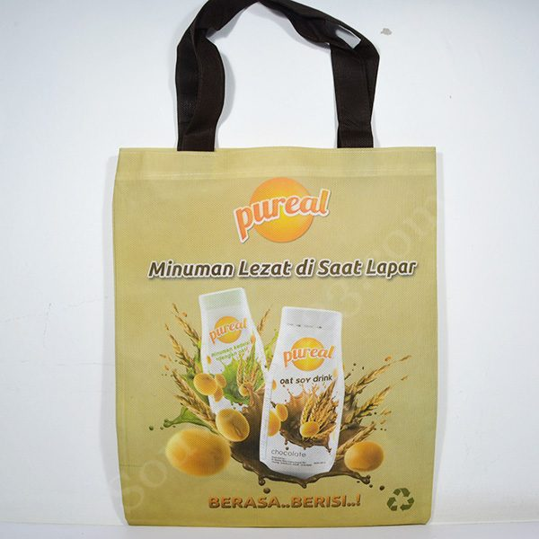Goodie Bag Spunbond Digital Printing Full Color