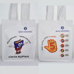Goodie Bag D600 Digital Printing Full Color