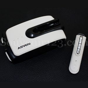 Powerbank Bluetooth Headset 5200mAh BTHF01