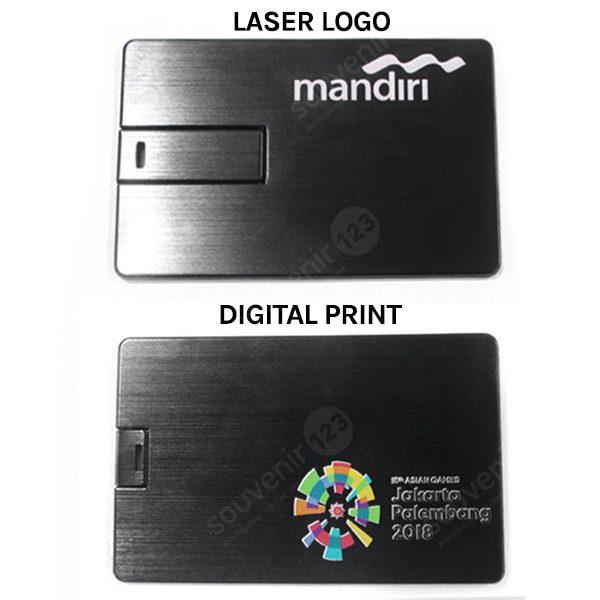 USB Kartu Metal FDCD15