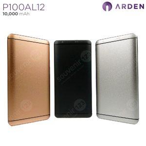 Powerbank Arden 10000mAh P100AL12