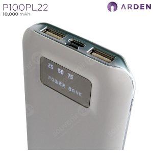 Powerbank Arden 10000mAh P100PL22