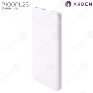 Powerbank Arden 10000mAh P100PL25