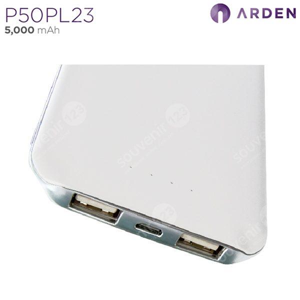 Powerbank Arden 5000mAh P50PL23