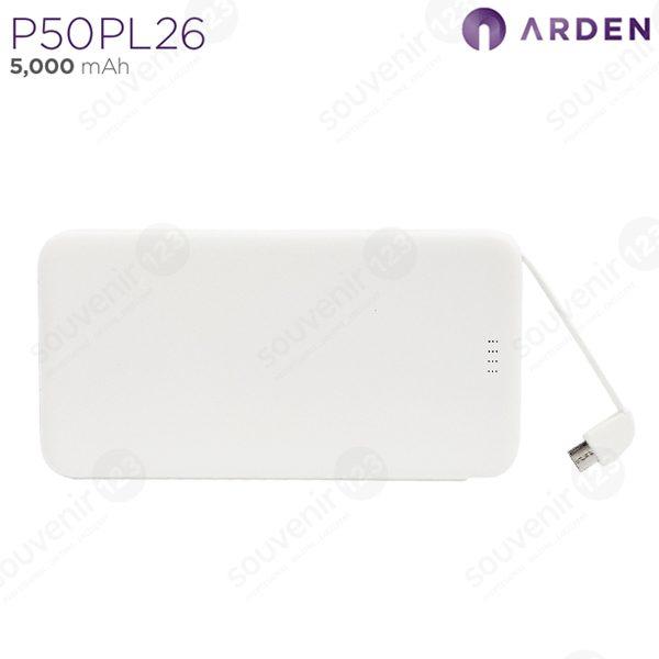 Powerbank Arden 5000mAh P50PL26
