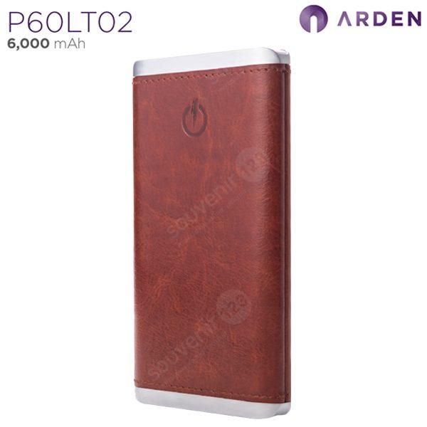 Powerbank Arden 6000mAh P60LT02