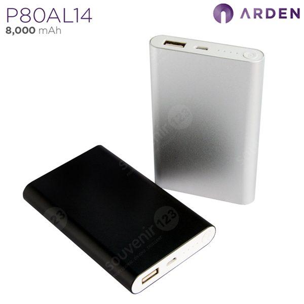 Powerbank Arden 8000mAh P80AL14
