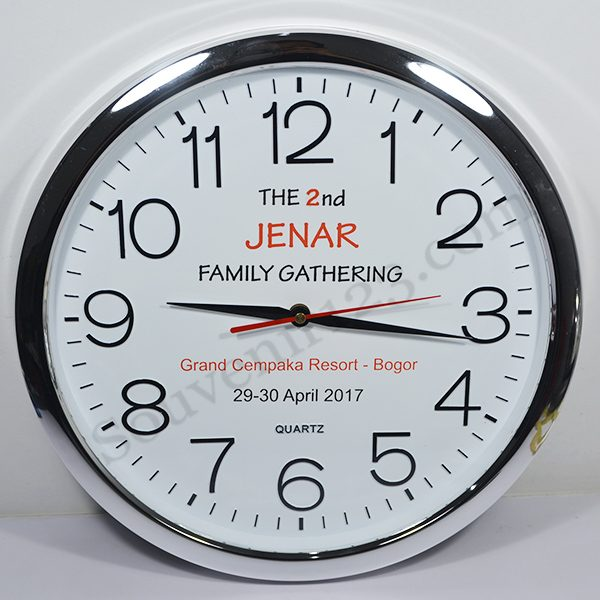 Jam Dinding HS2019