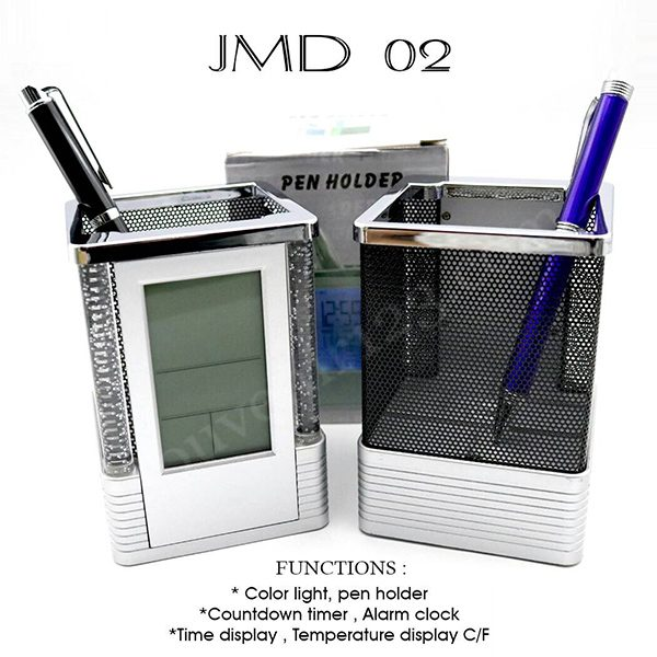 Pen Holder Jam Digital JMD02