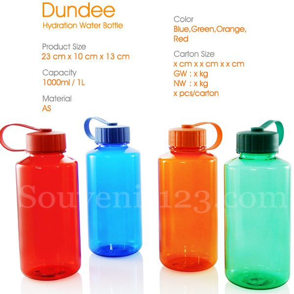 Dundee Hydration Water Bottle
